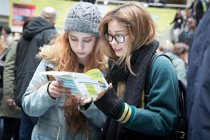 Help in choosing your study - Open day