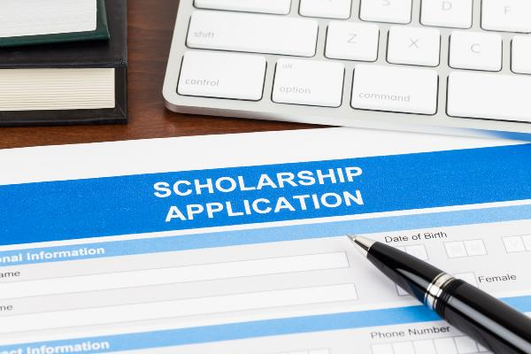 Application form scholarship